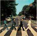 Music Memorabilia:Autographs and Signed Items, The Beatles - Paul McCartney Signed Abbey Road Stereo LP (UK - Apple PCS 7088, 1969). ...