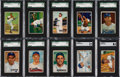 Baseball Cards:Sets, 1951 Bowman Baseball Complete Set (324). Offered ...