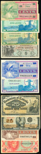 World (Canada, Finland, Switzerland and more) Group Lot of 31 Examples Good-Extremely Fine. ... (Total: 31)