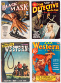 Pulps:Western, Assorted Western Pulps Group of 7 (Various, 1937-48) Condition: Average VG+.... (Total: 7 Items)