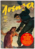 Pulps:Hero, The Avenger - July 1942 (Street & Smith) Condition: FN....