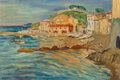Paintings, Charles Camoin (French, 1879-1965). Vue de Saint-Tropez. Oil on canvas . 21-1/2 x 32 inches (54.6 x 81.3 cm). Signed low...