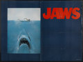 """Movie Posters:Horror, Jaws (Universal, 1975). Subway (45"""" X 60"""") Advance. Horror...."""