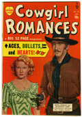 Golden Age (1938-1955):Romance, Cowgirl Romances #28 (#1) (Marvel, 1950) Condition: VF+....