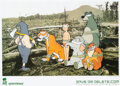 Prints & Multiples, After Banksy . Save or Delete - Greenpeace Print, 2002. Offset lithograph in colors on recycled paper. 16-1/2 x 23-3/8 i...