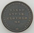 Early American Tokens, (1826-27) New York, New York, A.W. Hardie, R. E-NY-295A, R.8, VF20 Uncertified. Brass, plain edge.. Ex: Donald G. Partrick...