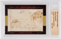 Autographs:U.S. Presidents, George Washington Free Frank Signature ...