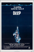 "Movie Posters:Adventure, The Deep & Other Lot (Columbia, 1977). Folded, Very Fine-. One Sheets (3) (27"" X 41"" & 27"" X 40"") Style B, Gary Meyer Artwor... (Total: 3 Items)"