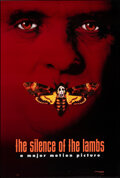 """Movie Posters:Thriller, The Silence of the Lambs (Orion, 1991). Rolled, Very Fine. One Sheet (27"""" X 40"""") DS Advance Red Style. Thriller.. ..."""