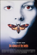 "Movie Posters:Thriller, The Silence of the Lambs (Orion, 1991). Rolled, Overall: Very Fine-. One Sheets (2) Identical (27"" X 40"") DS. Thriller.. ... (Total: 2 Items)"