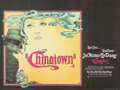 "Movie Posters:Mystery, Chinatown (CIC, 1974). Folded, Very Fine-. British Quad (30"" X 40"") Jim Pearsall Artwork. Mystery.. ..."