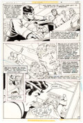 Original Comic Art, Howard Chaykin and Murphy Anderson World of Krypton #2 Story Page 8 Original Art (DC, 1979)...