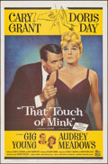 """Movie Posters:Comedy, That Touch of Mink (Universal International, 1962). Folded, Very Fine/Near Mint. One Sheet (27"""" X 41""""). Comedy.. ..."""