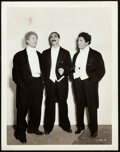 """Movie Posters:Comedy, A Night at the Opera (MGM, 1935). Fine+. Photo (8"""" X 10""""). Comedy.. ..."""