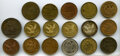 Balance of the Donald G. Partrick Collection of Kentucky Tokens, VF to Mint State. Miller KY-1 (3), KY-4 (2) uniface; KY...