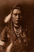 American Indian Art:Photographs, Edward S. Curtis, (American 1868 - 1952)... (Total: 2 )