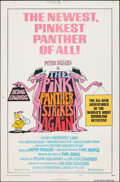 """Movie Posters:Comedy, The Pink Panther Strikes Again & Other Lot (United Artists, 1976). Folded, Fine+. One Sheets (2) (27"""" X 41"""") Style A, Tony W... (Total: 2 Items)"""