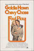 "Movie Posters:Comedy, Foul Play & Other Lot (Paramount, 1978). Folded, Overall: Fine/Very Fine. One Sheets (2) (27"" X 41""). Comedy.. ... (Total: 2 Items)"
