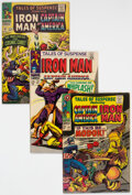 Silver Age (1956-1969):Superhero, Tales of Suspense Group of 11 (Marvel, 1966-68) Condition: Average FN.... (Total: 11 Comic Books)