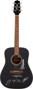 Musical Instruments:Acoustic Guitars, The Eagles Signed Takamine G Series Acoustic Guitar