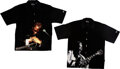Music Memorabilia:Memorabilia, B.B. King Pins, T-Shirts, and Pass....