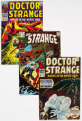 Silver Age (1956-1969):Superhero, Doctor Strange Group of 20 (Marvel, 1968-82) Condition: Average FN.... (Total: 20 Comic Books)