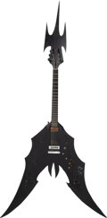 Music Memorabilia:Instruments, (Misfits) Massive Guitar Built by Jerry and Doyle for Use ...