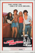 "Movie Posters:Bad Girl, The Pom Pom Girls & Other Lot (Crown International, 1976). Folded, Overall: Fine/Very Fine. One Sheets (2) (27"" X 41"") Style... (Total: 2 Items)"