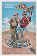 """Movie Posters:Action, Smokey and the Bandit II & Other Lot (Universal, 1980). Folded, Very Fine. One Sheet (27"""" X 41"""") & Uncut Ad Supplements (2) ... (Total: 3 Items)"""