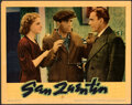 "Movie Posters:Crime, San Quentin (Warner Bros., 1937). Fine. Lobby Card (11"" X 14"").. ..."
