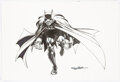 Original Comic Art:Illustrations, Neal Adams - Batman Illustration Original Art (2020)....