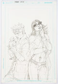 Original Comic Art:Covers, Jim Lee The Intimates #1 Cover Original Art (DC/Wildstorm, 2005)....