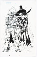 Original Comic Art:Illustrations, Ray-Anthony Height and Joe Rubenstein - Specialty Illustration Original Art (2009-2012)....