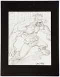 Original Comic Art:Illustrations, Dave Devries - Hulk Illustration Original Art (2012)....