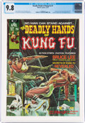 Magazines:Superhero, The Deadly Hands of Kung Fu #1 (Marvel, 1974) CGC NM/MT 9.8 Off-white to white pages....