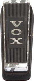 Musical Instruments:Amplifiers, PA, & Effects, Vox Wah-Wah Model V 846 Pedal, Serial #1833263.. ...