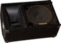 Musical Instruments:Amplifiers, PA, & Effects, Yamaha SM 121V Monitor, Serial #07748896.. ...
