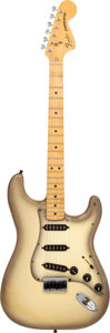 Musical Instruments:Electric Guitars, 1979 Fender Stratocaster Antigua Solid Body Electric Guitar, Serial #S905122.. ...