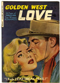 Golden Age (1938-1955):Romance, Golden West Love #1 (Kirby Publishing, 1949) Condition: FN+....