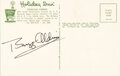 Explorers:Space Exploration, Buzz Aldrin Signature on a Titusville, Florida, Holiday In...