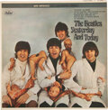 Music Memorabilia:Recordings, The Beatles Yesterday and Today First State Stereo Butcher Cover Capitol ST-2553 (1966). ...