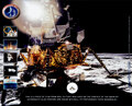 Explorers:Space Exploration, Apollo 14 Lunar Module Flown and Surface-Used Camera Film ...