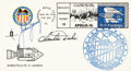 Explorers:Space Exploration, Apollo 16: Subsatellite II Launch Cover Signed by John You...