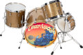 Musical Instruments:Drums & Percussion, Gretsch New Classic Maple Gold Sparkle Drum Set.. ... (Total: 4 Items)