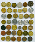 U.S. Merchant Tokens (1845-1860), Balance of the Donald G. Partrick Collection of New York Merchant and Trade Token Collection. The 86 pieces in this lot grad... (Total: 86 coins)