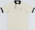 Autographs:Others, J.C. Snead Signed Golf Shirt. ...