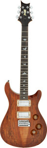 Musical Instruments:Electric Guitars, Circa 2011 PRS Copy Private Stock-Style Natural Solid Body Electric Guitar, Serial #11173858.. ...