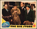 Movie Posters:Comedy, The Big Store (MGM, 1941). Very Fine. Lobby Card (...