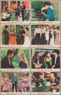 """Movie Posters:Western, The Fastest Guitar Alive (MGM, 1967). Fine-. Lobby Card Set of 8 (11"""" X 14""""). Western.. ... (Total: 8 Items)"""