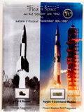 """Explorers:Space Exploration, A4 V-2 (1942) to Apollo 4/ Saturn V (1967): """"First in Spac..."""